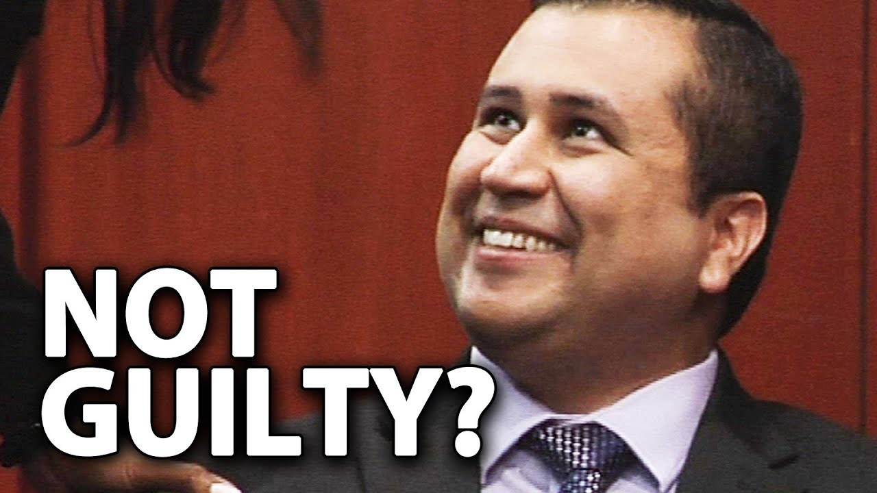 Why was george zimmerman found not guilty yahoo dating 7