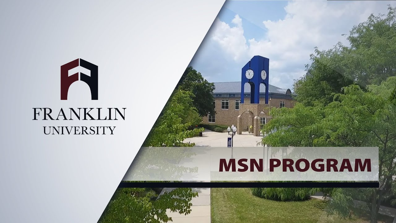 MSN Degree | BSN-MSN Online | Nursing Masters Program