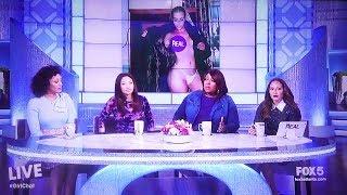 The Real BASHING Kim Kardashian AGAIN 2018 | Adrienne Bailon and Loni DISAGREE!!!