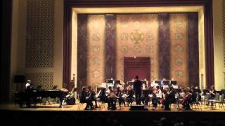 Waltz from Sleeping Beauty - Wash U Pops Orchestra (Fall 2011)
