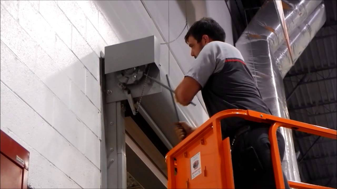 Plant Safety - Fire Door Drop Test & Plant Safety - Fire Door Drop Test - YouTube
