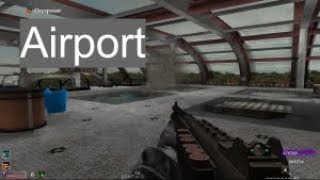 Call of Duty World at War | Custom Map #38 | Airport | #1