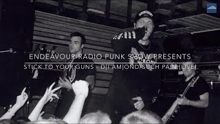 STICK TO YOUR GUNS - D[I AM]OND/Such Pain [Live at Impericon Never Say Die! Tour Leeds]