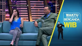 Download Video Waktu Indonesia Bercanda - Cut Tari Heboh Curhat, Cak Lontong Kelimpungan MP3 3GP MP4