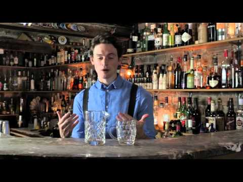 The Negroni – the history and how to craft it.