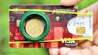How To Make Powerful Coin Launcher
