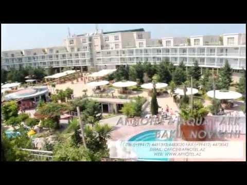 Отдых в отеле AF Hotel & Aqua Park Новханы, Баку