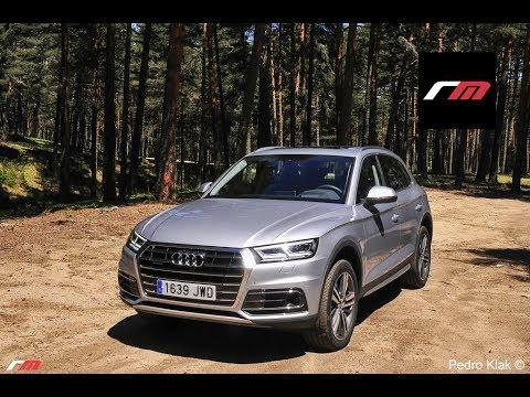 Audi Q5 2017 TDI y TFSI - Prueba revistadelmotor.es