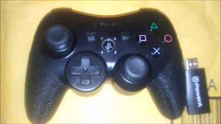 Power A Wireless controller for PS3 review...