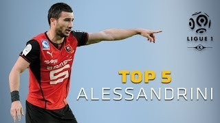 Romain alessandrini - top 5 goals - ligue 1