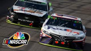 NASCAR Cup Series Hollywood Casino 400 | EXTENDED HIGHLIGHTS | 10/20/2019 | Motorsports on NBC