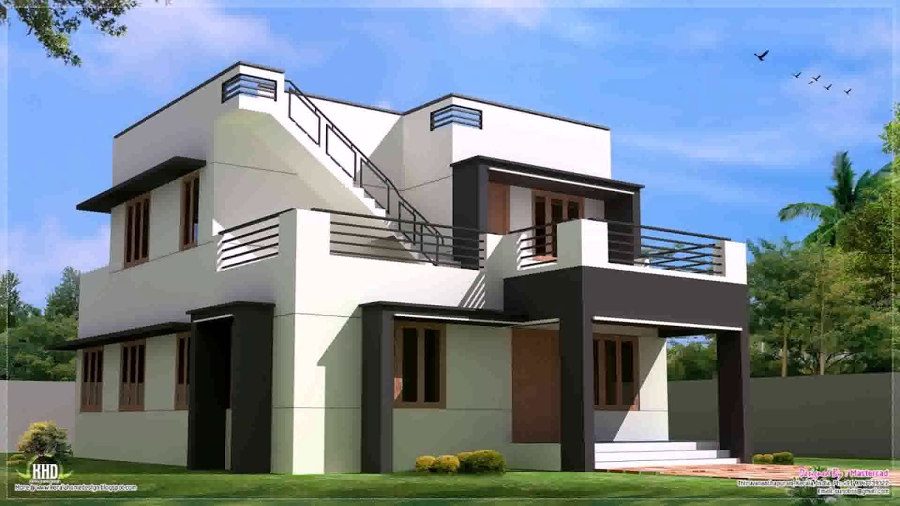 Simple 2 storey house design in philippines