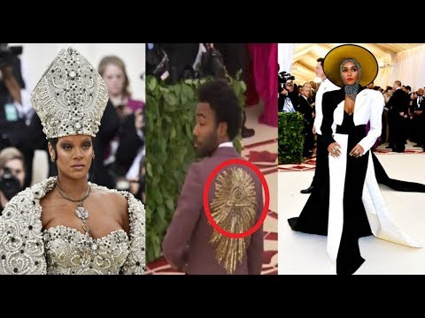 MET GALA 2018: A Strange Ritual in Plain Sight