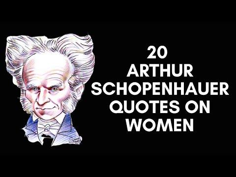 20 Arthur Schopenhauer Quotes On Women