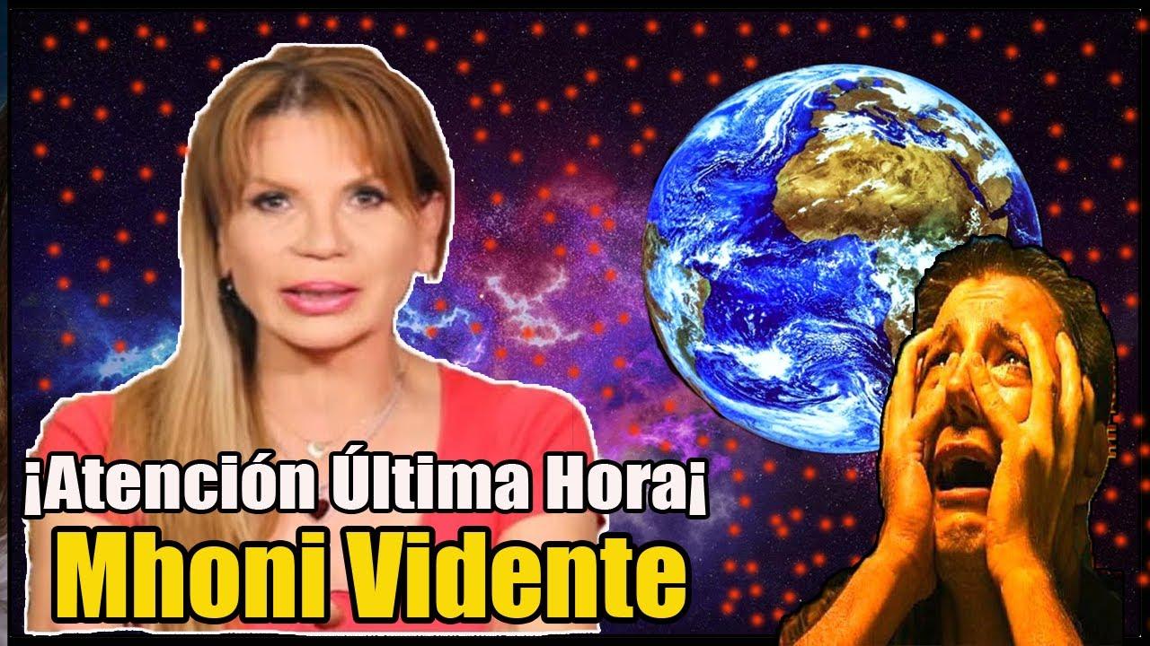 ¡Atención Última Hora¡ Mhoni Vidente Hoy CONMOCIONA al Mundo al Pronosticar este Hecho!