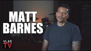 Matt Barnes on Playing Alongside the Greats: Kobe, Shaq, AI, KD, Steph Curry (Part 24)