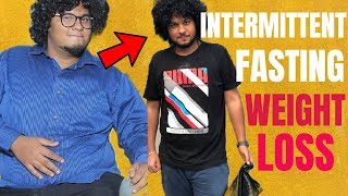 INTERMITTENT FASTING : Fastest & Easy way to Lose Weight | Weight Loss Diet in Hindi