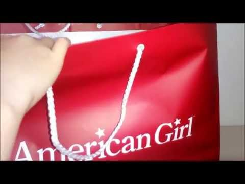What I Got At The American Girl Grand Opening Toronto ~May 3, 2014~