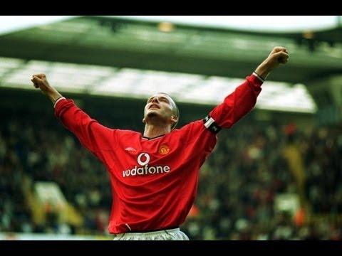 David Beckham Retires ~ Thanks For The Memories.