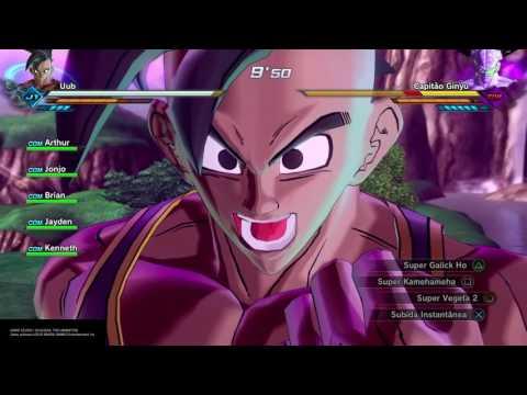 Dragon Ball Xenoverse 2-Mp Especializada 13-Uub o discípulo de Son Goku