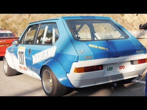 Fiat Ritmo Gr.2 BESTIA - Mariano Lombardo 63° Coppa Nissena Camera Car