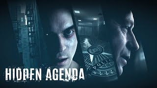 Hidden Agenda All Cutscenes (Game Movie) 1080p HD