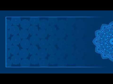 خلفية للكتابة متحركة للمونتاج خلفية اسلامية After Effect Video Hd