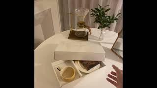 Mira's homecafe, 늦은밤 카푸치노 즐기기,…