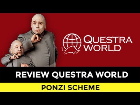 REVIEW QUESTRA WORLD. PONZI WITH FAKE INVESTMENT FUND.