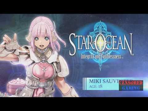 Star Ocean (Series) Censorship Part 2 - Censored Gaming