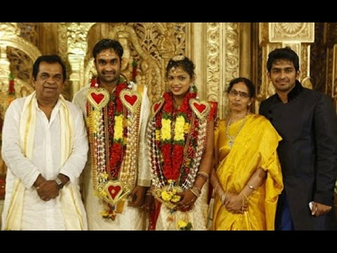 Brahmanandam Family Rare and Unseen Images