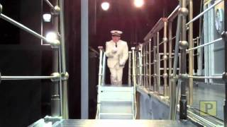 "PLAYBILL BACKSTAGE: ""Anything Goes"" Part 2"