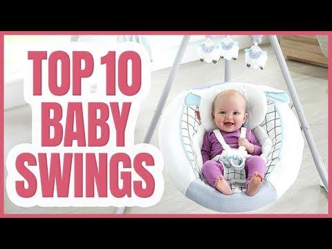 best-baby-swing-2020---top-10-baby-swings