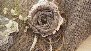 Make A Beautiful Vintage Flower - Diy  - Guidecentral