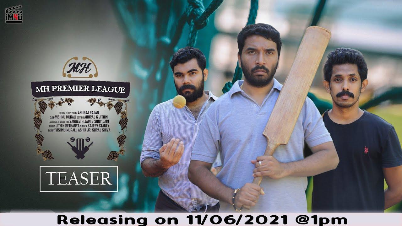 MH Premier League Teaser II Cricket SongII Releasing on 11/06/2021 @1pm II #im4u