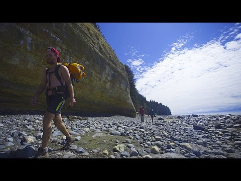 Hiking the Beautiful Juan de Fuca Trail