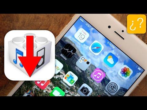 ¿Es posible volver a una versión anterior de iOS?