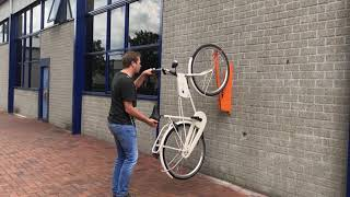FalcoMat 2 0 cykelparkering