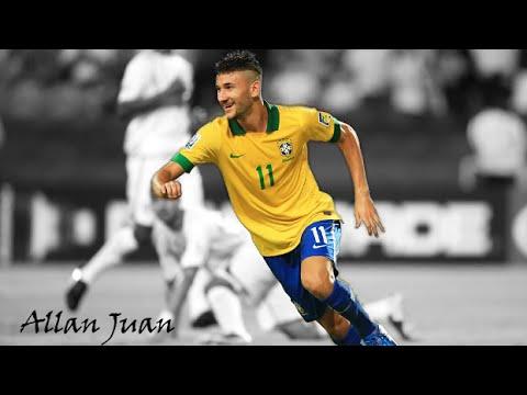 Gabriel BOSCHILIA ★ Goals ★ World Cup U-17 2013 ● Brazil ▶ By Allan Juan