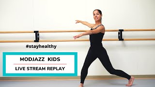 ModJazz Kids Choreografie  | ∙ndigo | Week 2 Live Stream Replay