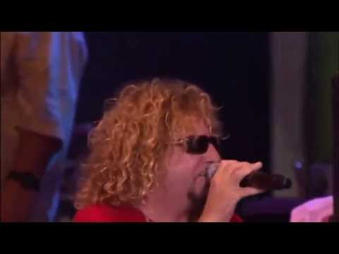 Sammy Hagar & The Wabos - The Girl Gets Around (From