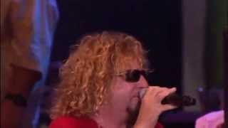 "Sammy Hagar & The Wabos - The Girl Gets Around (From ""Livin"