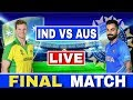 LIVE : India Vs Australia 3rd ODI | IND VS AUS Today Match Live Streaming | Ind Vs Aus 3rd ODI Live
