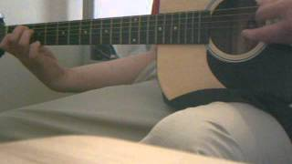 Ray Lamontagne Be Here Now Guitar Tutorial