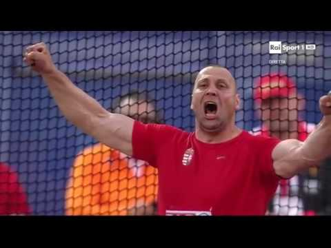 Men Discus Throw FINAL Highlights European Athletics Champio