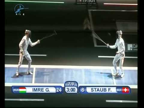 Fencing World Championships 2011 - Catania (Italy) - day5