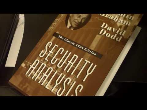 Security Analysis - Benjamin Graham And David Dodd