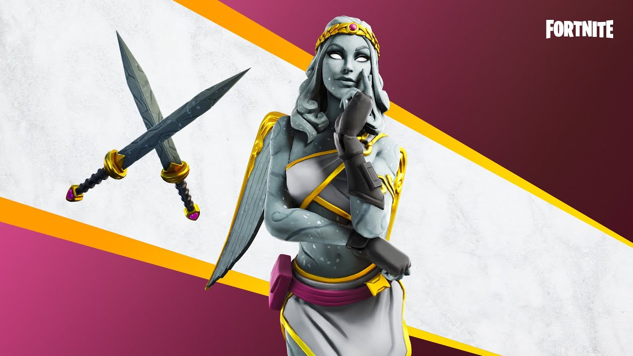 NEW Stoneheart Outfit out Now! Item shop update! (Fortnite)