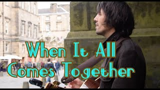David William - When It All Comes Together (Live - High Street - 19th October 2019)