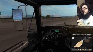 Denove sur strato! – American Truck Simulator #1 – Esperanto